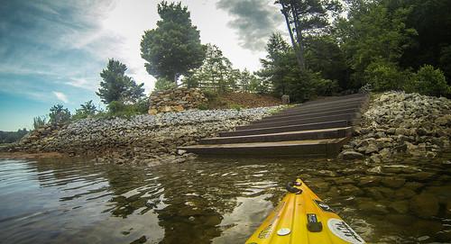 Lake Keowee and Estatoe Creek-1