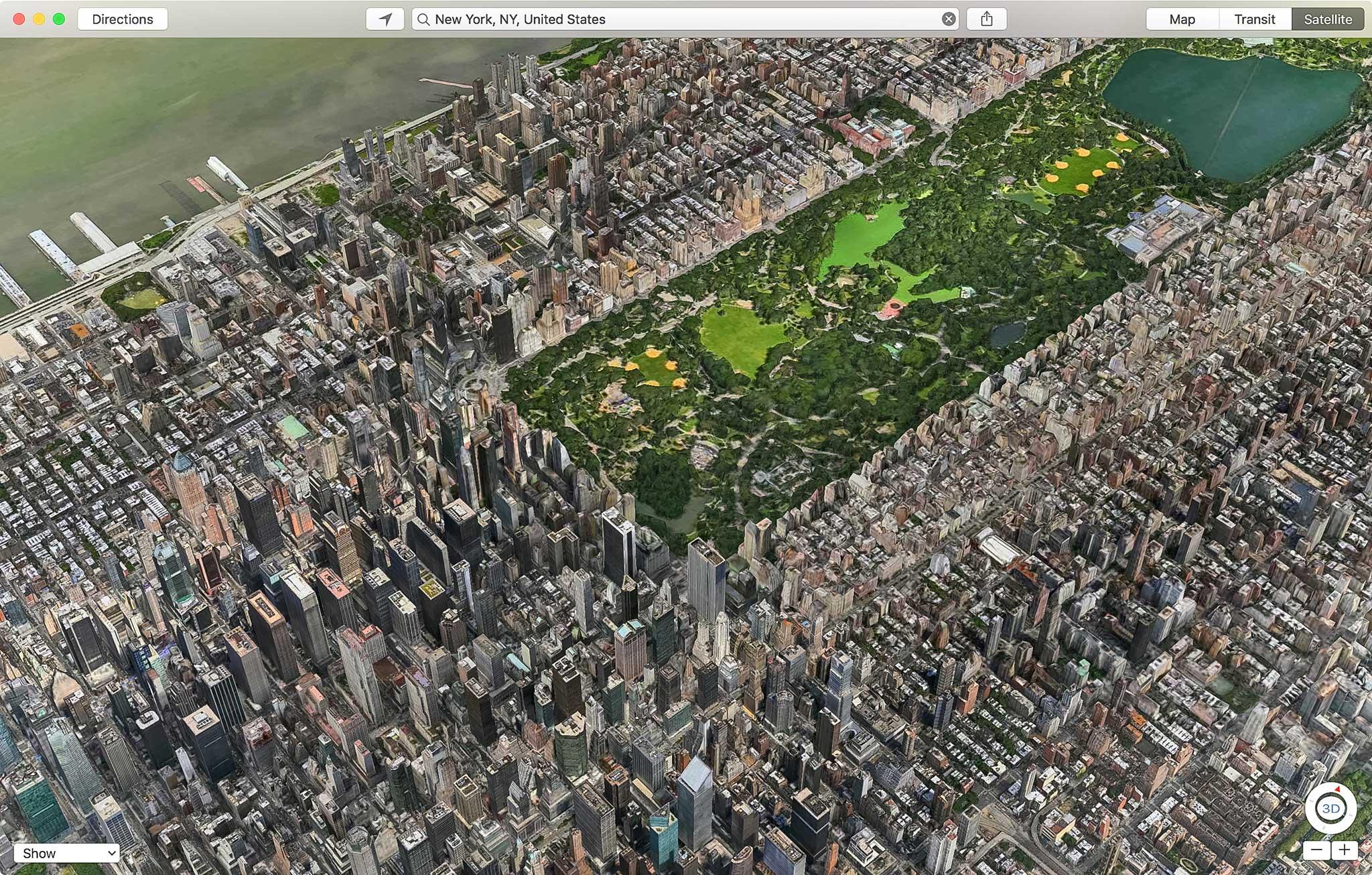 Thành phố New York.