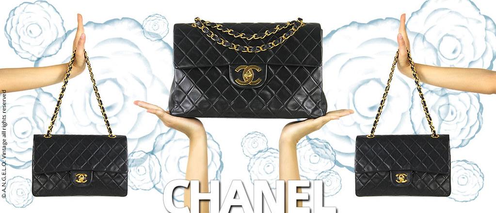 219f3c967e Borse Chanel vintage: Sogni da indossare - A.N.G.E.L.O.