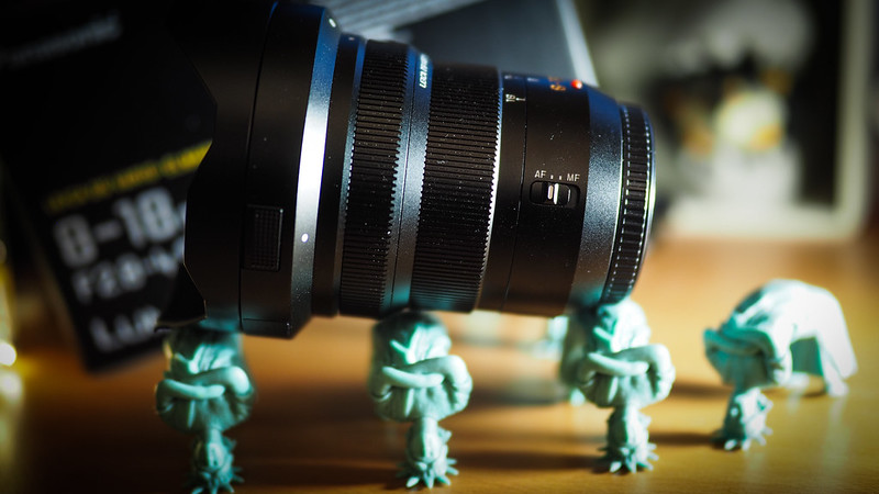 LEICA DG 8-18mm f/2.8-4.0|PANASONIC 超廣角