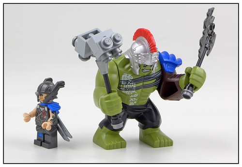 LEGO Marvel Super Heroes 76088 Thor vs. Hulk Arena Clash 14