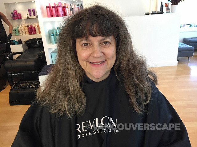 Revlon beFABULOUS/before