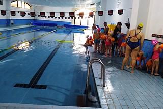 """Noicattaro. Progetto """"Splash…giochi in acqua"""" alla Sabin front"""