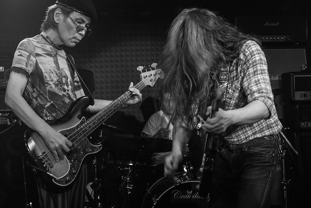 O.E. Gallagher live at Crawdaddy Club, Tokyo, 17 Jun 2017 -00146