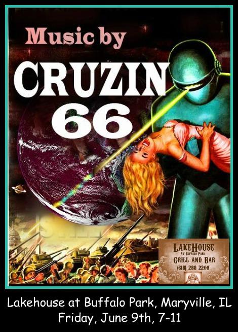 Cruzin 66 6-9-17