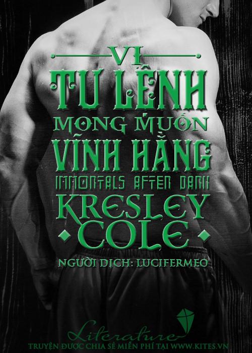 Vị Tư Lệnh Mong Muốn Vĩnh Hằng - Kresley Cole
