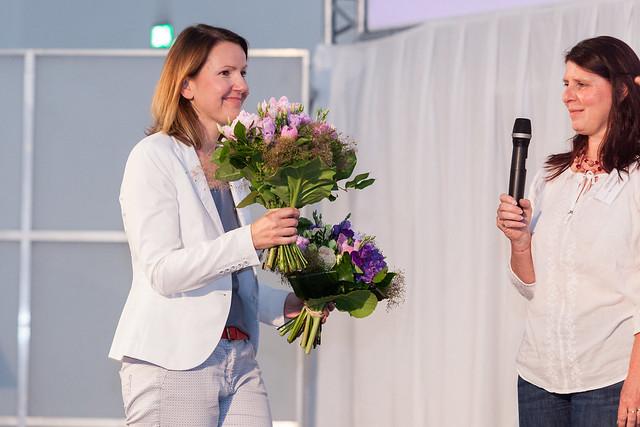 JI BF 2017 Eröffnung des Bundes-Finales