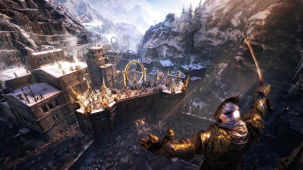 Image result for shadow of war images