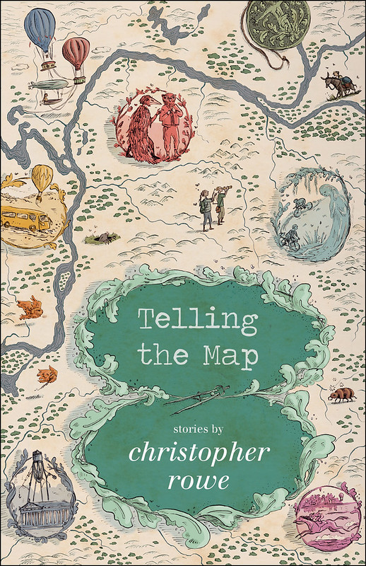 Telling the Map - cover