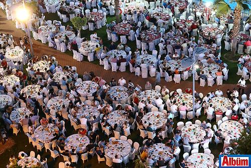 ALTSO'dan geleneksel iftar