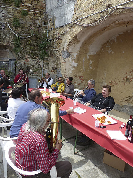 musiciens perinaldo
