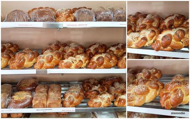 Bagel Nash breads