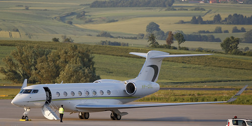Gulfstream Aerospace G650-ER (VP-CKL) | by Greby-Johann