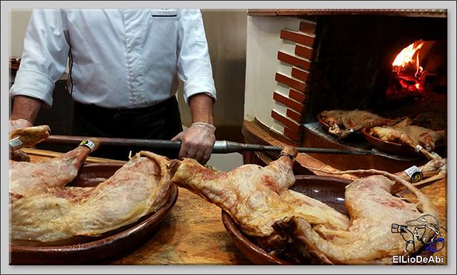 Salvando el lechazo asado de Aranda de Duero (11)