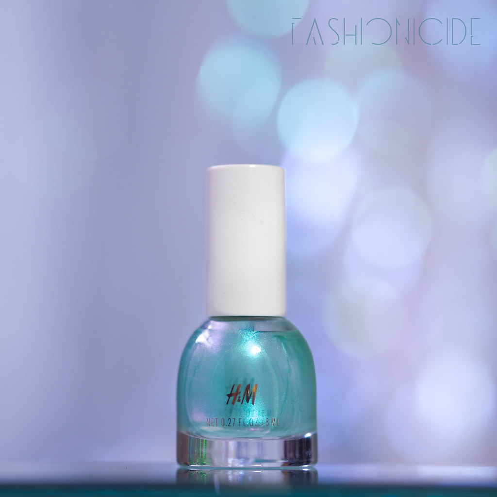 H&M Nail Polish Toprock Review