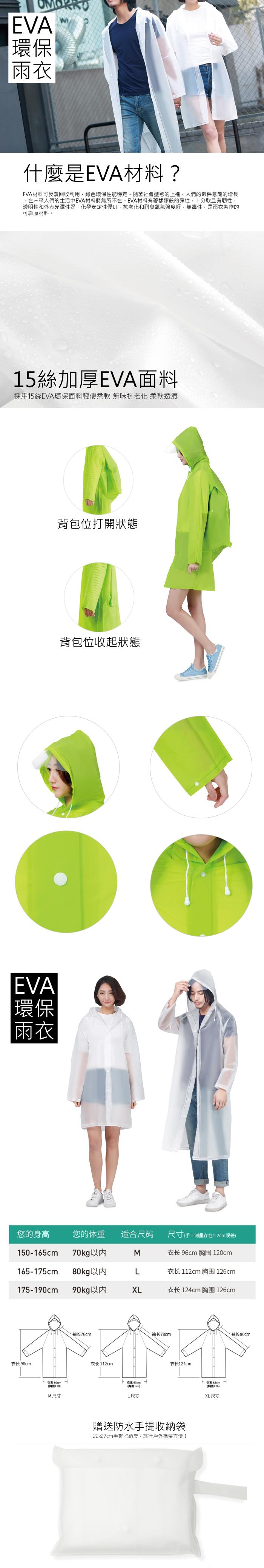 雨衣(背包款)介紹