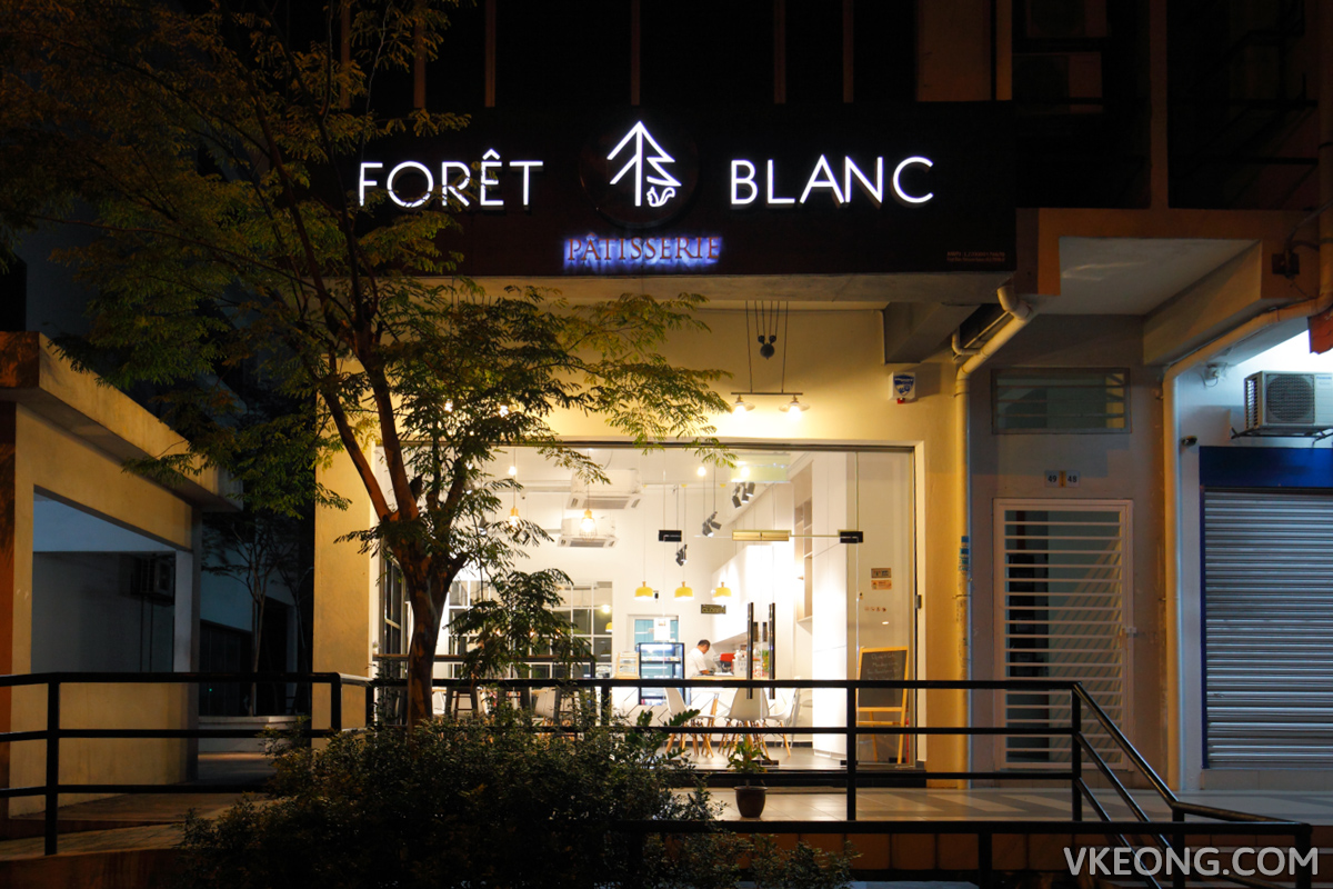 Foret Blanc Patisserie
