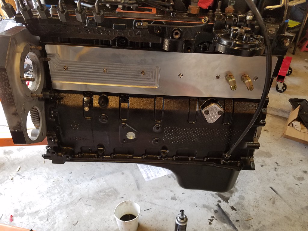 twin turbo super duty fummins build lots  pics page  dodge cummins diesel forum