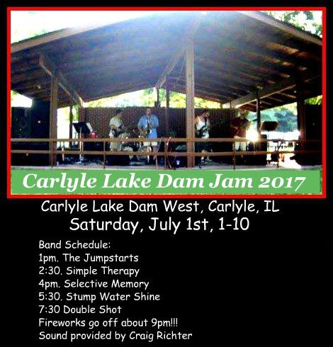 Dam Jam 2017 7-1-17