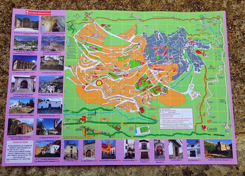 Sierras de cazorla segura y las villas ja n 1 for Oficina turismo cazorla