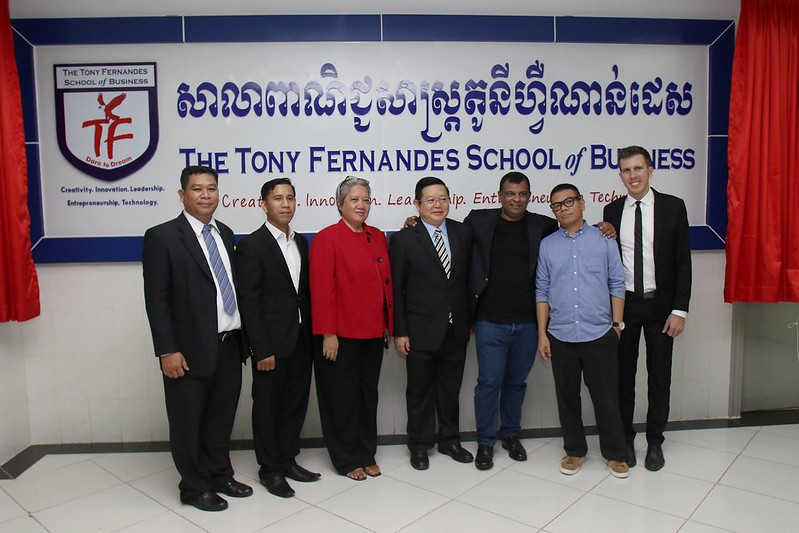 The Tony Fernandes School Of Business