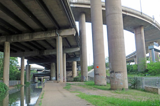 Under Spaghetti Junction | by diamond geezer