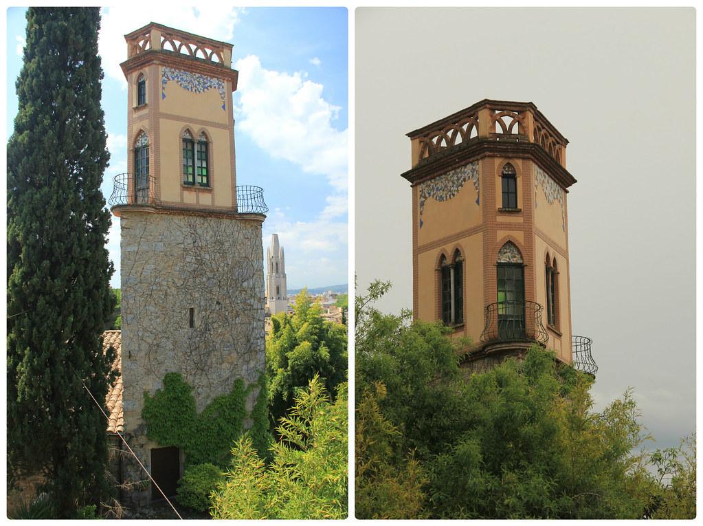 Rapunzel's Tower, Girona