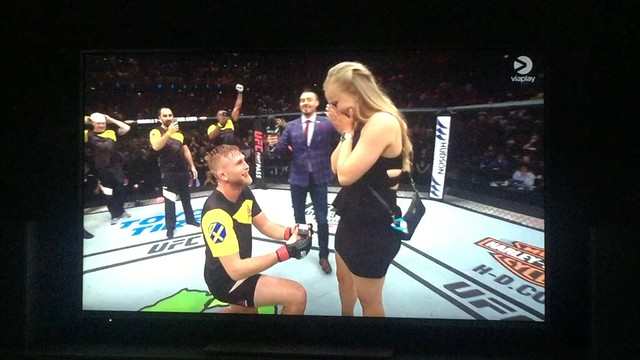 UFC - The Mauler - The Future - Frieri