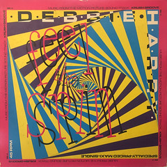 DEBBIE HURRY:FEEL THE SPIN(JACKET A)