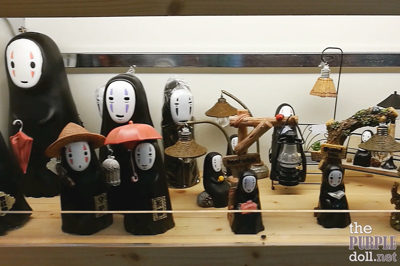 16-2 Spirited Away No Face Merch