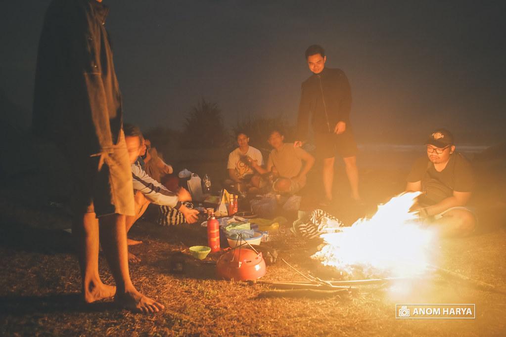 Api Unggun di Nyangnyang
