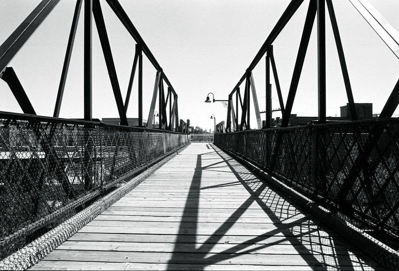 Bridge Shadows_