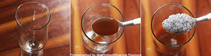How to make Pista falooda recipe - Step3