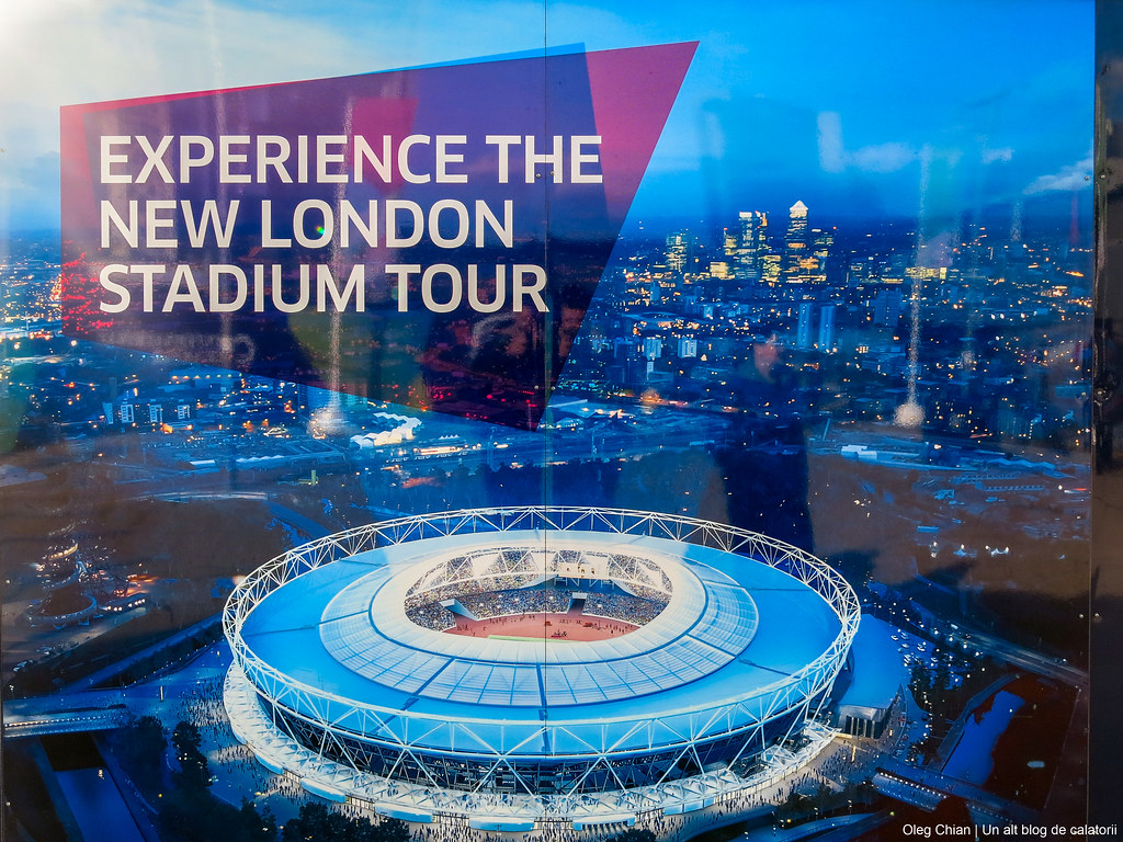 Parcul Olimpic din Londra