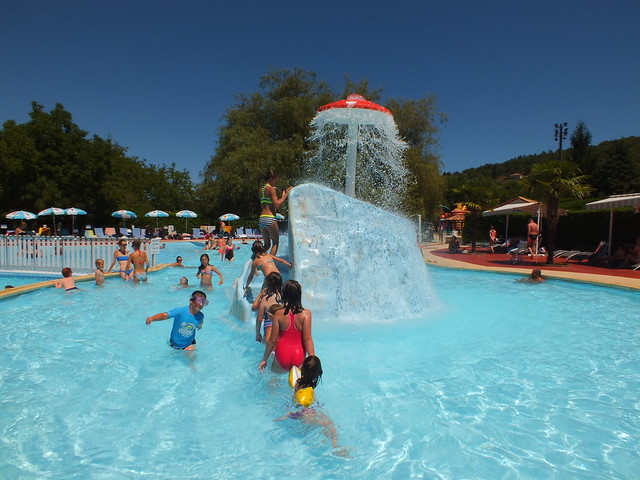 [309-006] Souillac - Parc Aquatique QUERCYLAND