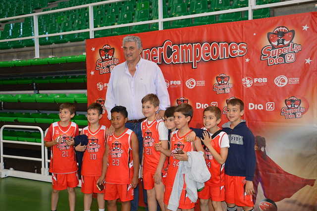 La #SuperLiga Dia-FEB celebró su Fase Final en Cáceres (20·05·2017)