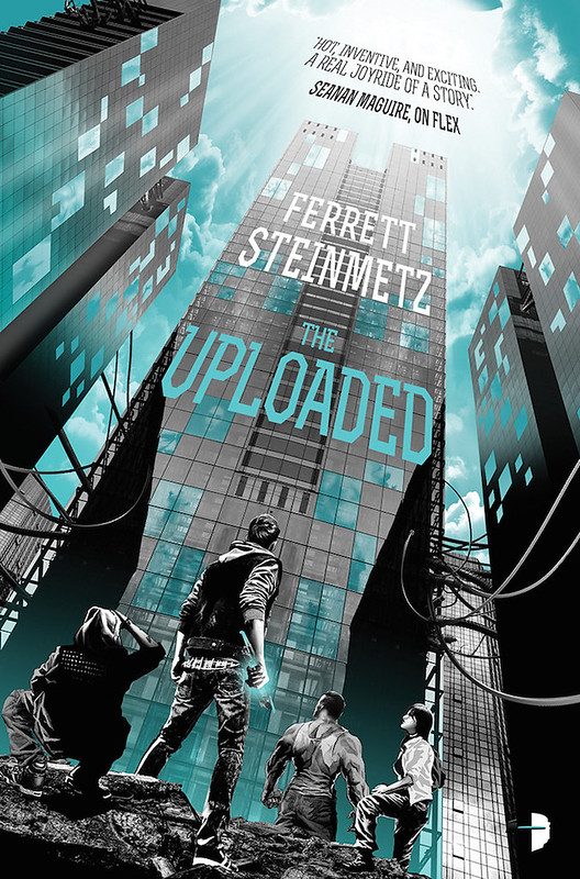 The Uploaded: Ferrett Steinmetz's new cyberpunk book