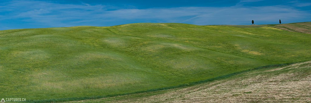 Hill panorama - Tuscany