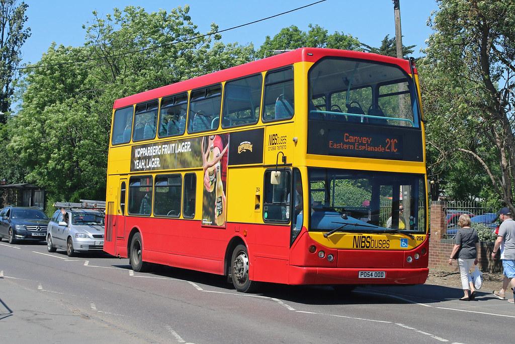 NIBS Buses Volvo B7TL PO54OOD | NIBS Buses Volvo B7TL PO54OO… | Flickr