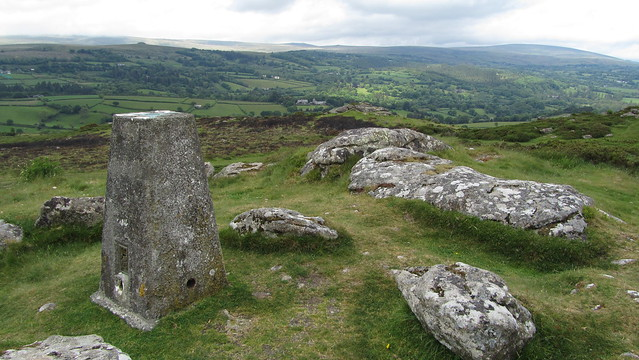 Trig on Meldon Hill