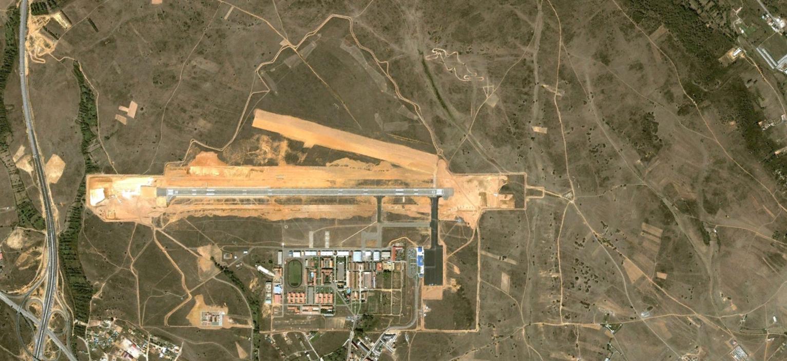 aeropuerto de león, león, zapater bribón, antes, urbanismo, planeamiento, urbano, desastre, urbanístico, construcción