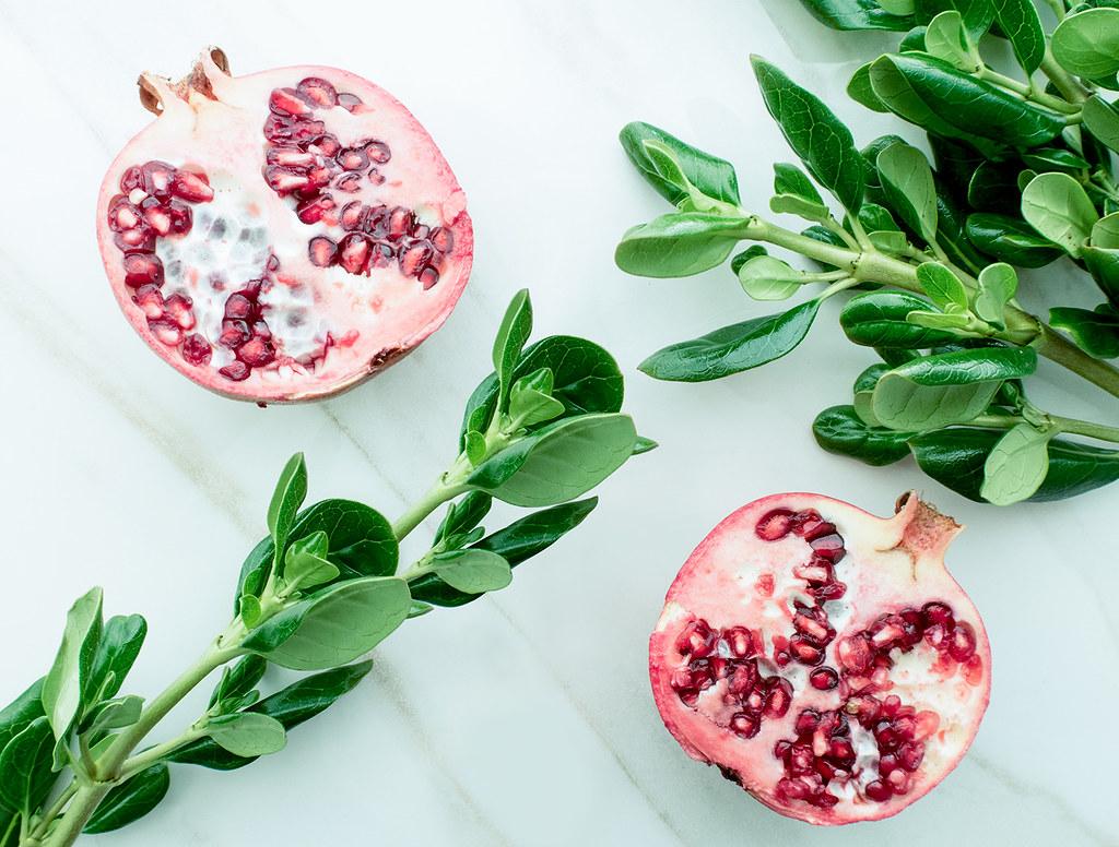 Pomegranate Anti-Oxidant Organic