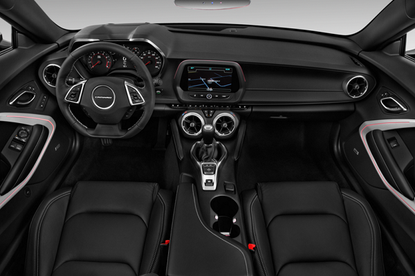 2017 Chevrolet Camaro Convertible インテリア