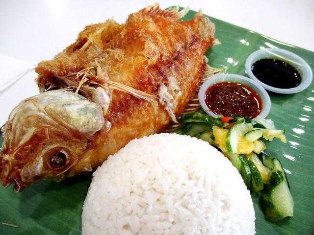 Sugar Bun Sg Merah sambal eco-fish