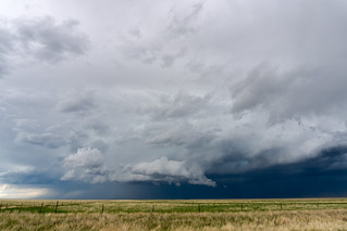 Second wall cloud | by chasingwithbill