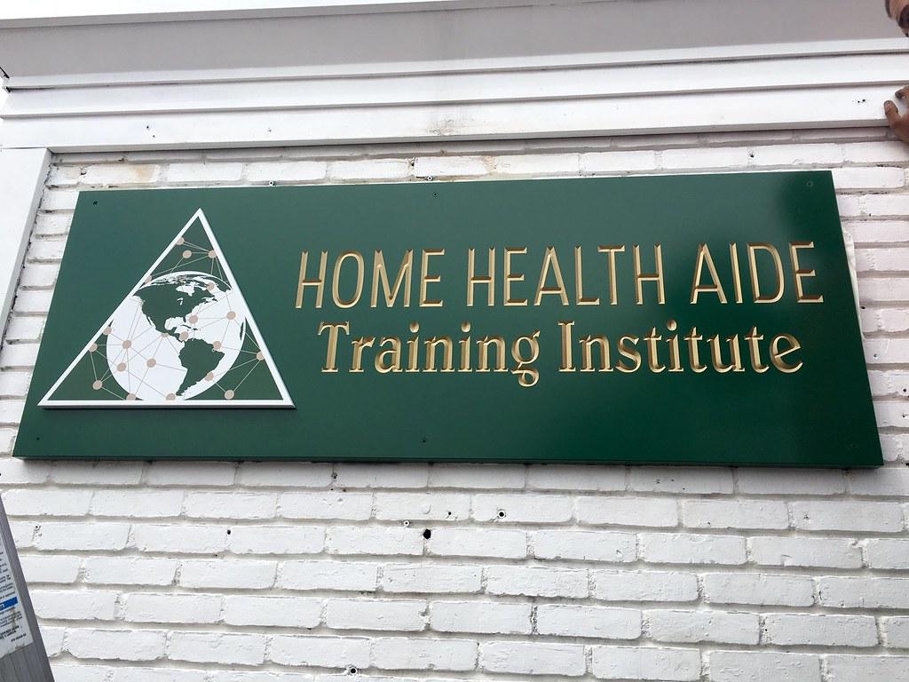 Home Health Aide Training Institute 2 Sir Speedy Flickr