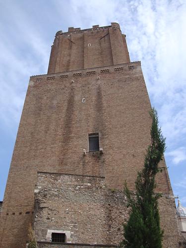 Torre delle Milizie um 1200