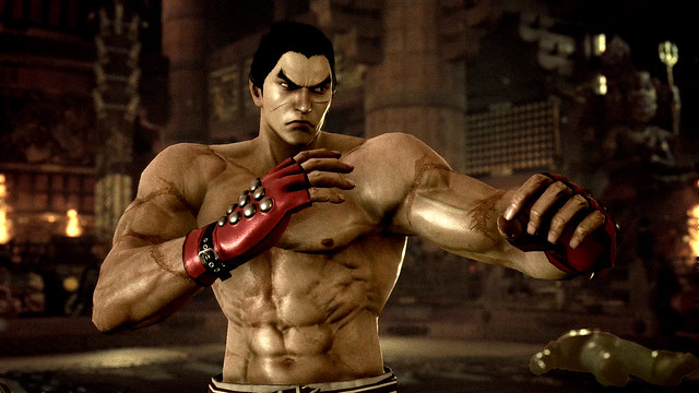 tekken 7 out today harada talks history future of fighting games