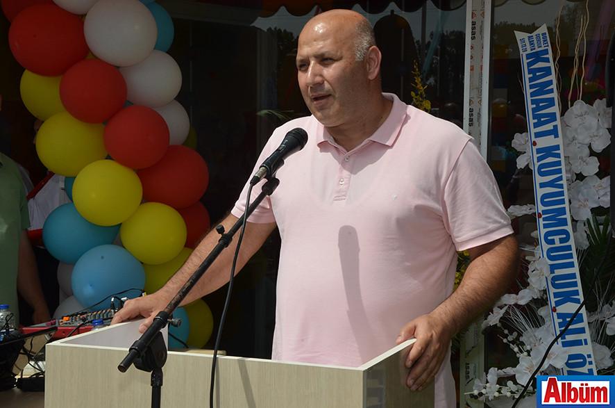 Alanya Sosyal Hizmet Merkezi Müdürü Ahmet Çelik