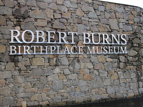 Musicians Raise the Roof at the Robert Burns Birthplace Museum